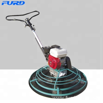 "Walk behind Vibratory Finishing Machine 24"" Concrete Power Trowel (FMG-24)"
