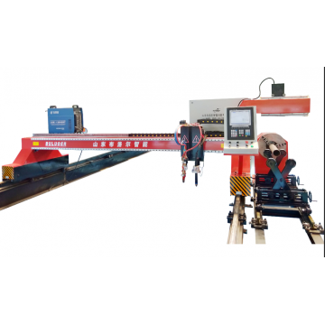 Burr Free Tube Cutting Machine
