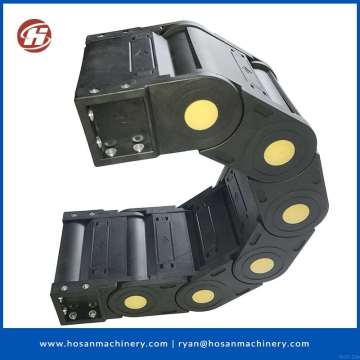 Flexible Plastic Cable Carrier Energy Chain
