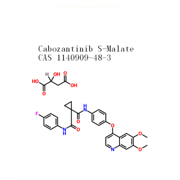 Good Quality Price Powder Cabozantinib Malate 1140909-48-3
