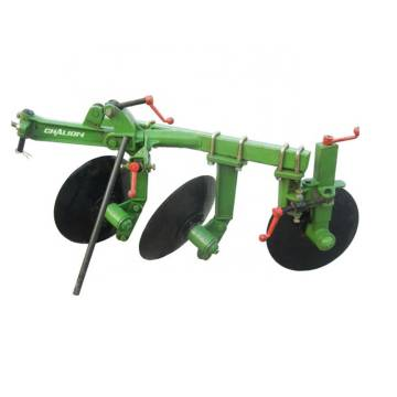Disc Deep Plough Machine For Walking Tractor