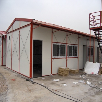 Direct Price Customize Prefab Modular Guest House