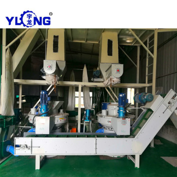 Wood Sawdust Press Machinery
