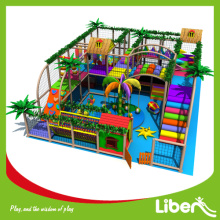 Indoor amusement playground accessory house land