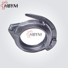 Concrete Pump Forged Clamp Coupling