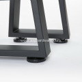 Household metal dining desk stand