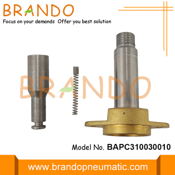 Stainless Steel Shell Brass Seat Armature Plunger