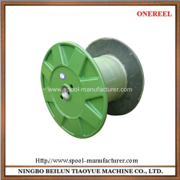 Enhanced Steel bobbins for wire