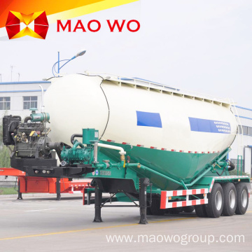 40cbm Dry Bulk Cement Powder Tank Trailer