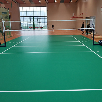 Indoor Volleyball Sports Flooring For Volleyball Court