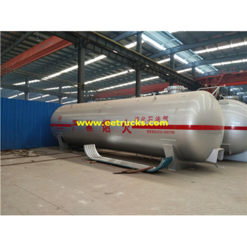 25T 14000 Gallon ASME Propane Storage Tanks