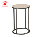 Revolving Round Center Table Height Design