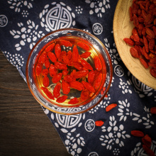 2018 New Crop--Organic c dried goji berries