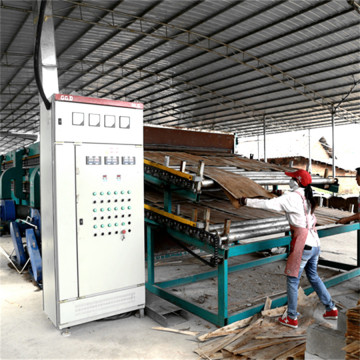 High Efficiency Wood Veneer Dryer