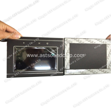 S-1318  Video Advertising Card