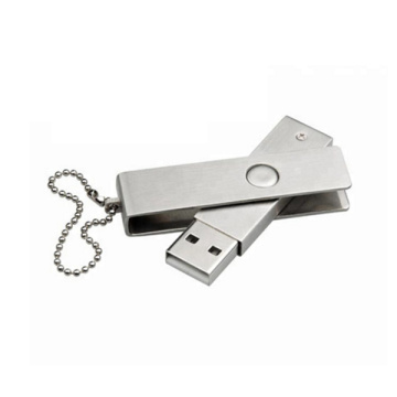 disco usb giratorio mini metal usb flash drive