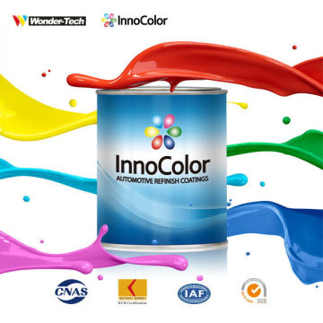 Innocolor Car Paint Mixing System Spray Paint