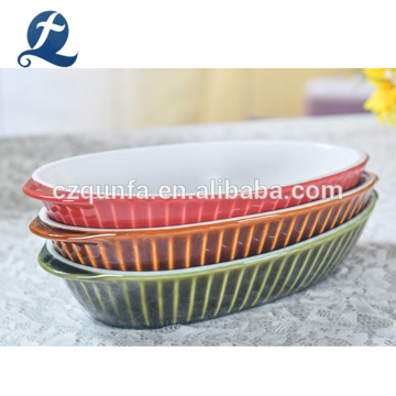 Dinnerware Set Ceramic Plates Dishes With Handle