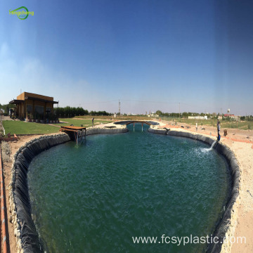 uv resistant fish pond