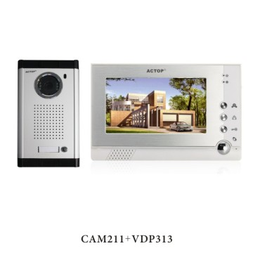 Night vision Memory Best 4 wired video doorphone