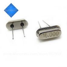 20pcs/lot hc-49s 16MHz Oscillator quartz resonator HC49S 49S 16M 16.000mhz DIP-2 crystal In Stock