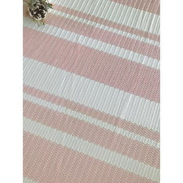 Crochet Stripe Mesh Fabric