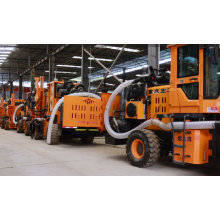 High efficiency Highway piling machine