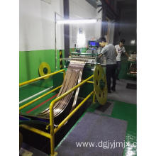 precision metal slitting machine specification