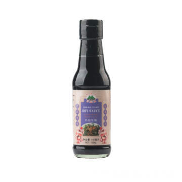 150ml Less Salt Light Soy Sauce