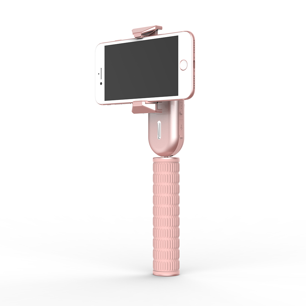 Horizontal 360° Smartphone Stabilizer Gimbal for Iphone