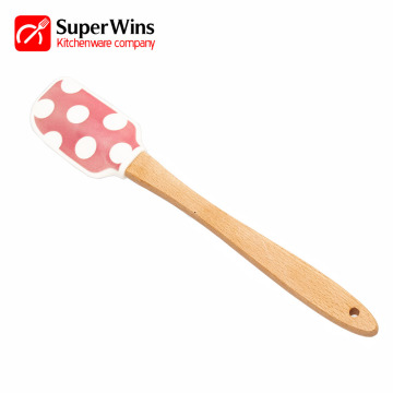 Best Cooking Kitchen Silicone Cake Spatula