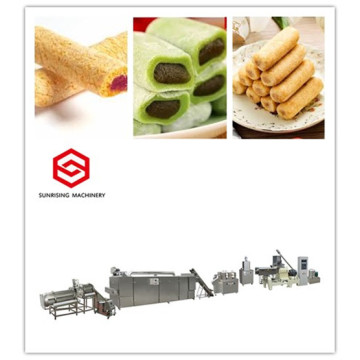 Core filling machine corn filling snack food equipment