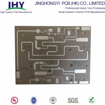 2 Layer PTFE Material High Frequency Antenna PCB