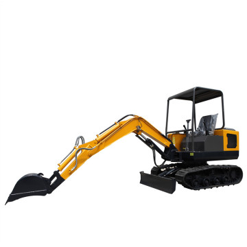 Agricultural Equipment Small Digger Mini Remolque 3,500kg 9hp Gasoil 1.5t In China Smala 1500 Kg Excavator