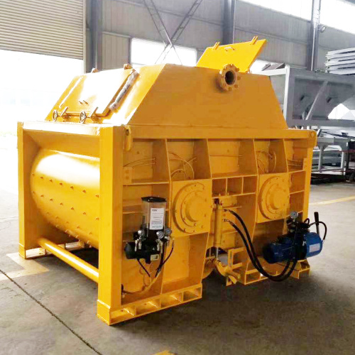 New technology commercial electric 2000 Liter concrete mixer