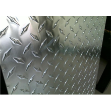 Tear drop aluminum stair tread plate checker plate
