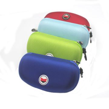 Brand new folding colorful EVA eyeglasses case