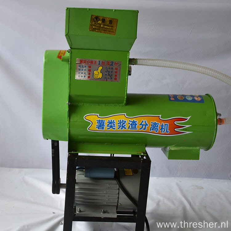 Sweet Potato Arrowroot Starch Making Machine Cassava Starch Machine