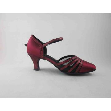 Ladies red dance shoes uk