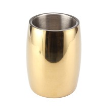 Ice Bucket StainlessSteel for Paties and Camping