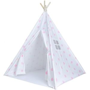 Polka Dot Play Tents Indoor for Kids