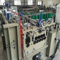 Steel Straighten  Cut to Length machine