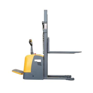 narrow aisle customized 1 ton electric stacker