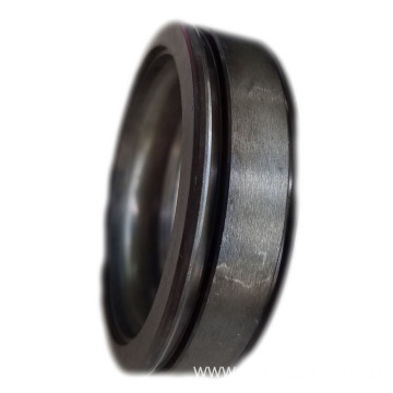 Auto baring rings with snap