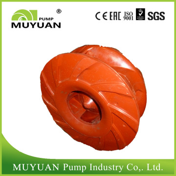 Lime Grinding  Polyurethane Slurry Pump Impeller