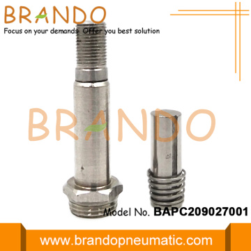 Armature Assembly For Beverage Dispenser Solenoid Valve