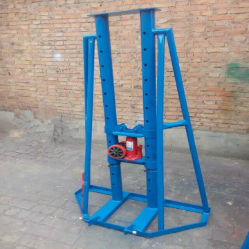 Manual Hydraulic Reel Jack Stands Cable Drum Jacks