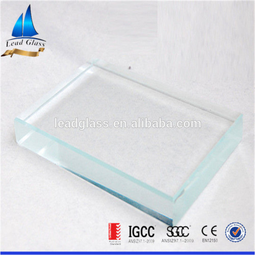 15mm Ultra Clear Heat Soaked Tempered Glass