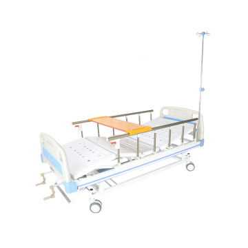 Factory equipment Manual hospital turn over bed