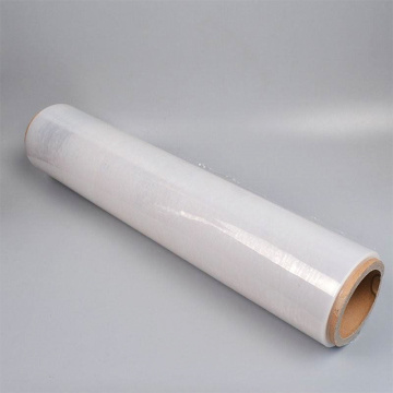 Packaging plastic roll film